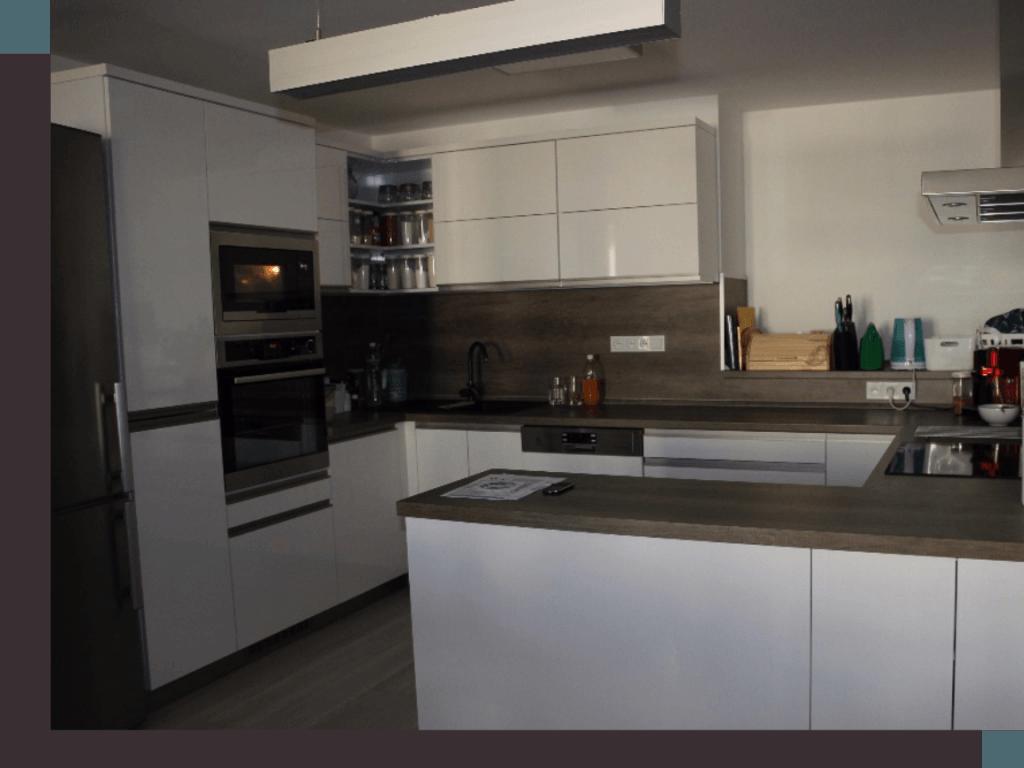 kuchyně na míru Truhlářství ATIZ