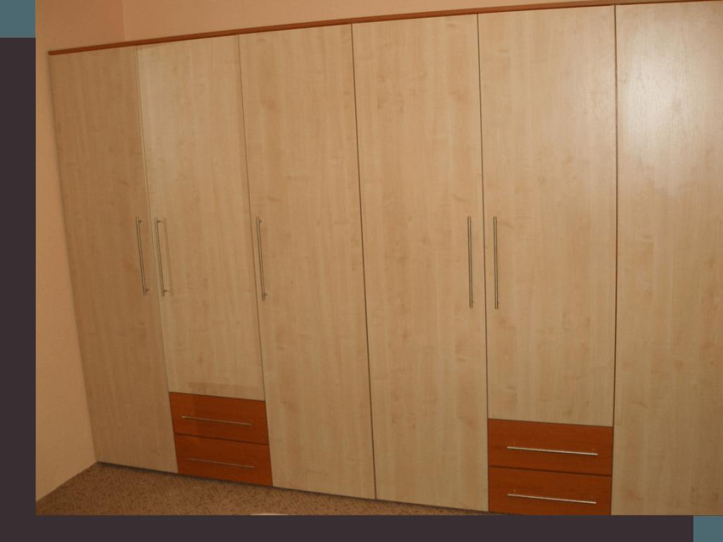 Vestavěné skříně Truhlářství ZITA